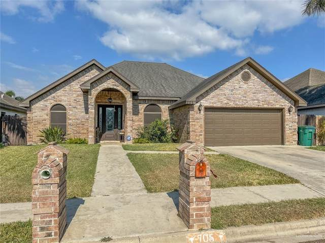 705 Beech Avenue, Pharr, TX 78577 (MLS #347639) :: eReal Estate Depot