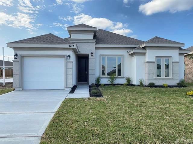 3413 Desert Inn Drive, Edinburg, TX 78541 (MLS #347643) :: The Lucas Sanchez Real Estate Team
