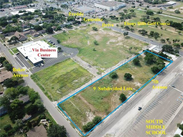 TBD S 7th Avenue, Edinburg, TX 78539 (MLS #347650) :: The Ryan & Brian Real Estate Team