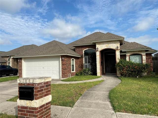 2109 E 21st Street, Mission, TX 78572 (MLS #347670) :: Jinks Realty