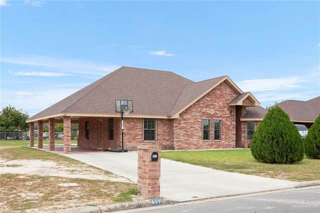 417 Foshee Street, Palmview, TX 78572 (MLS #347671) :: The Ryan & Brian Real Estate Team