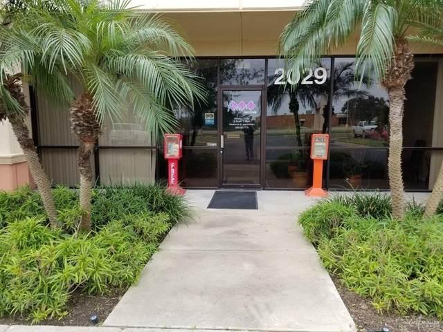2029 Industrial Drive, Mcallen, TX 78504 (MLS #347678) :: eReal Estate Depot