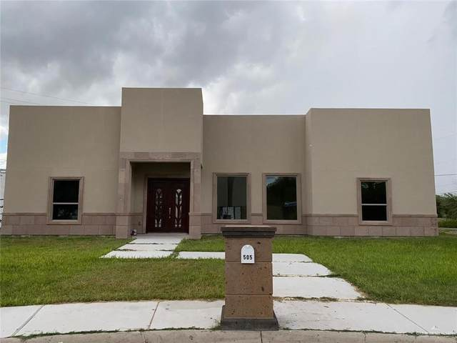 505 N 9th Street E, Mcallen, TX 78501 (MLS #347682) :: The Lucas Sanchez Real Estate Team