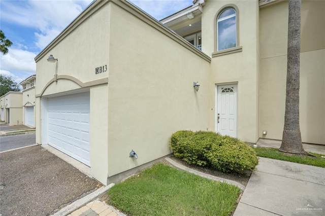 800 Sunset Drive B13, Mcallen, TX 78503 (MLS #347688) :: The Maggie Harris Team