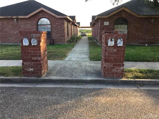 1712 W Portales Drive, Edinburg, TX 78541 (MLS #347691) :: The Lucas Sanchez Real Estate Team