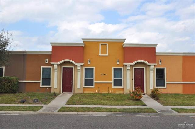 3043 Scottland Drive, Edinburg, TX 78539 (MLS #347702) :: The Ryan & Brian Real Estate Team