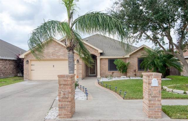 309 Las Vegas Drive, Edinburg, TX 78539 (MLS #347731) :: The Maggie Harris Team