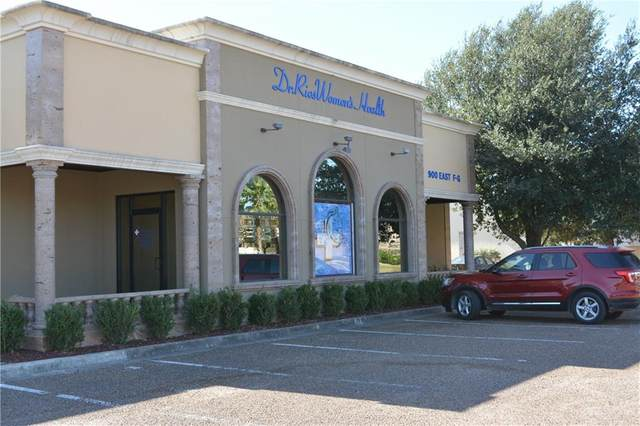 900 E Redbud Avenue F/G, Mcallen, TX 78504 (MLS #347748) :: The Lucas Sanchez Real Estate Team