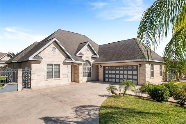 895 Apache Drive, Rio Grande City, TX 78582 (MLS #347757) :: The Maggie Harris Team