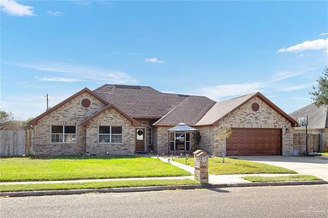 882 Quail Hollow Drive, Weslaco, TX 78596 (MLS #347857) :: Jinks Realty