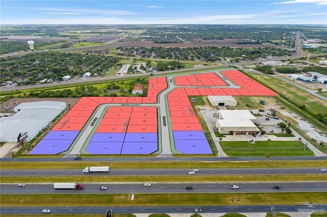 2017 Southridge Drive, Harlingen, TX 78552 (MLS #347874) :: The Ryan & Brian Real Estate Team