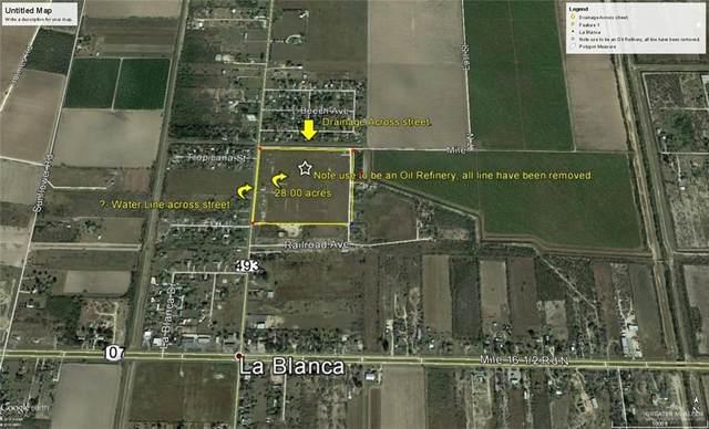 0 N Fm 493 Road, La Blanca, TX 78588 (MLS #347881) :: Key Realty