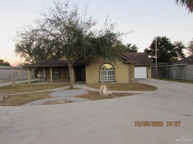 58 N Alvarez Road, Rio Grande City, TX 78582 (MLS #348008) :: The MBTeam