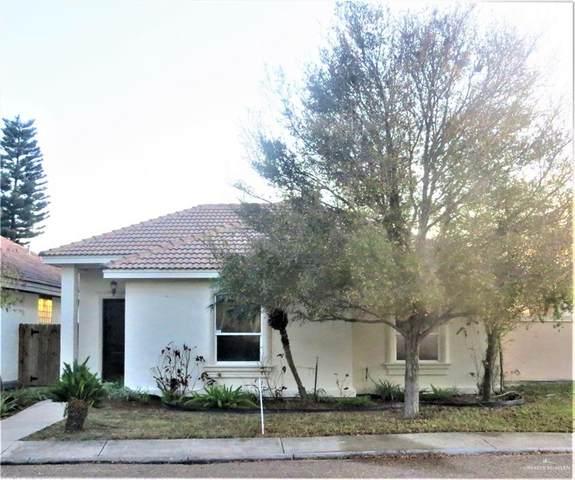 1309 W Gran Via Street, Pharr, TX 78577 (MLS #348089) :: The Ryan & Brian Real Estate Team