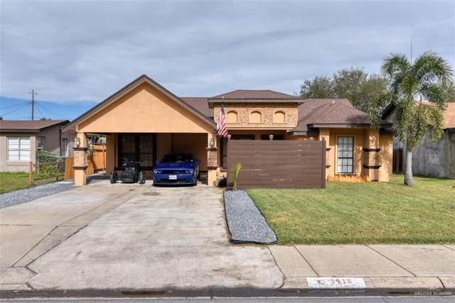 1416 Tamarack Avenue, Mcallen, TX 78501 (MLS #348101) :: The Ryan & Brian Real Estate Team