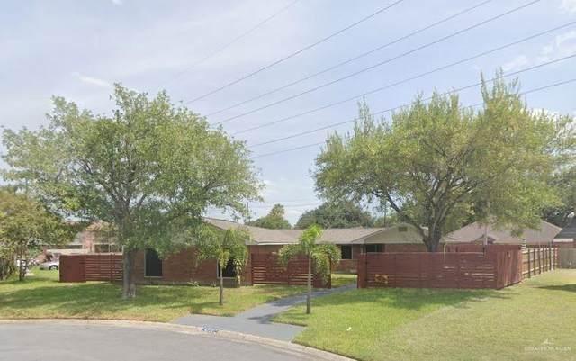 4712 N Broadway Circle, Mcallen, TX 78504 (MLS #348105) :: Jinks Realty