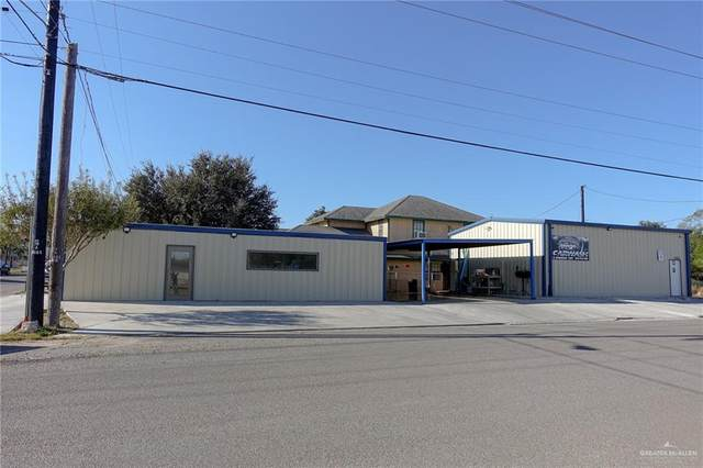 604 N Lopez Street, Rio Grande City, TX 78582 (MLS #348119) :: The MBTeam