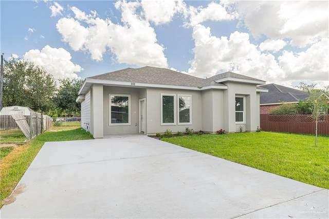 748 Cristina Street, Donna, TX 78537 (MLS #348189) :: eReal Estate Depot
