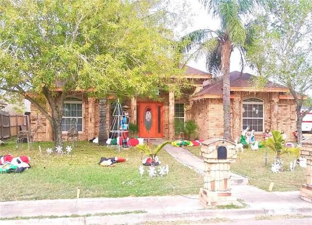 1705 E Flora E, Hidalgo, TX 78557 (MLS #348270) :: Jinks Realty