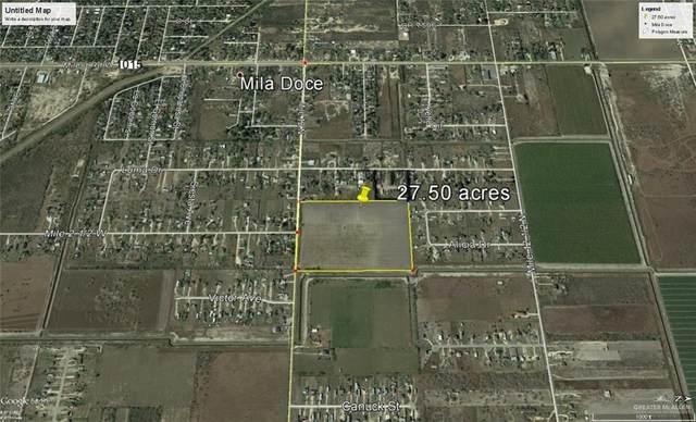 0000 E Mile 12 Highway E, Weslaco, TX 78596 (MLS #348292) :: The Maggie Harris Team