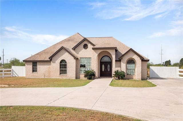 7411 Eden Street, Mercedes, TX 78570 (MLS #348345) :: Jinks Realty