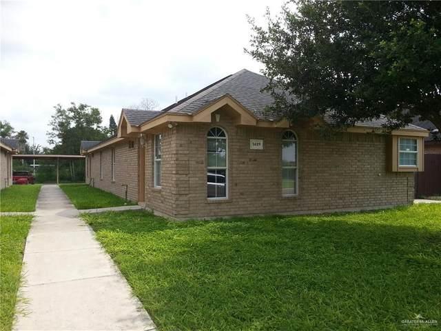 1419 Acme Lane, Edinburg, TX 78541 (MLS #348385) :: The Ryan & Brian Real Estate Team