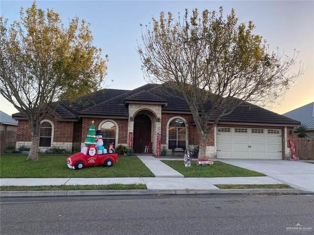 3802 E Stevenson Avenue, Mission, TX 78573 (MLS #348417) :: Jinks Realty
