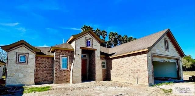 1610 Helena Drive, Harlingen, TX 78552 (MLS #348532) :: Jinks Realty