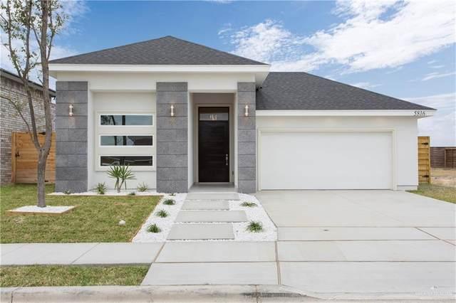 5816 Pelican Avenue, Mcallen, TX 78504 (MLS #348539) :: Jinks Realty