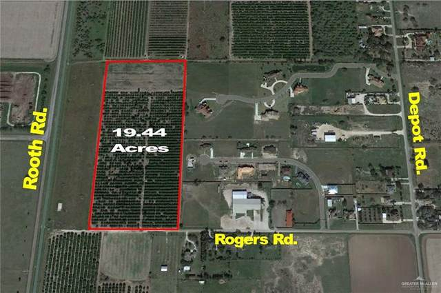 0 Rogers Road, Edinburg, TX 78541 (MLS #348561) :: The Maggie Harris Team
