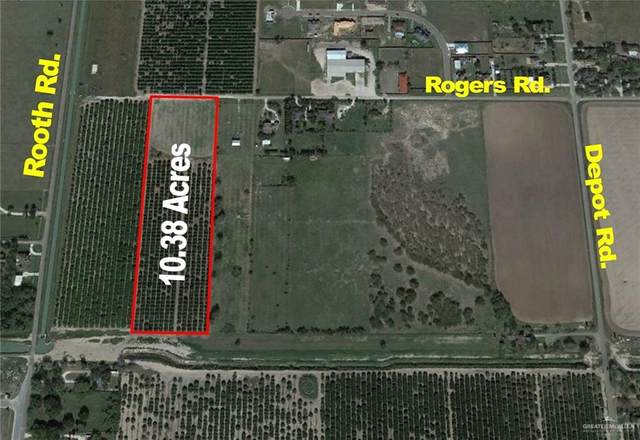 0 Rogers Road, Edinburg, TX 78541 (MLS #348563) :: The Maggie Harris Team