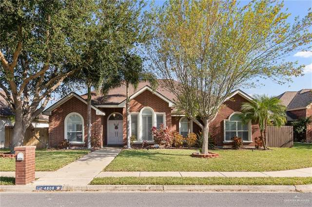 4806 29th Lane, Mcallen, TX 78504 (MLS #348635) :: The Ryan & Brian Real Estate Team