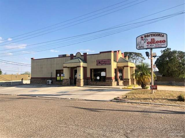 1308 N Grant Street, Roma, TX 78584 (MLS #348712) :: eReal Estate Depot