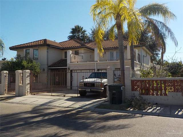 1438 Oaxaca, Roma, TX 78584 (MLS #348729) :: API Real Estate
