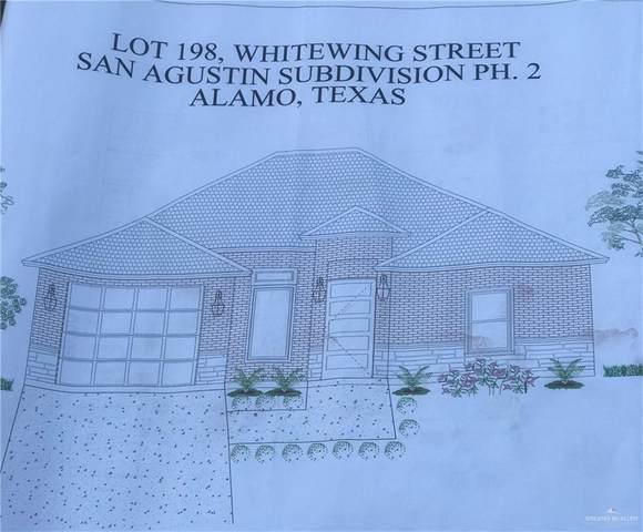 820 Whitewing Street, Alamo, TX 78516 (MLS #348744) :: The Ryan & Brian Real Estate Team
