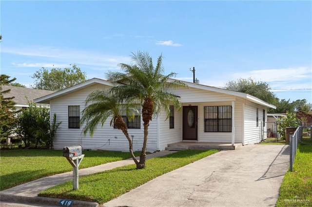 418 E Fay Street, Edinburg, TX 78539 (MLS #348752) :: Jinks Realty