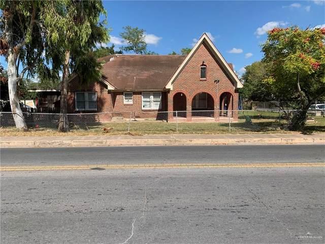 801 N 16th Street, Mcallen, TX 78501 (MLS #348783) :: Jinks Realty