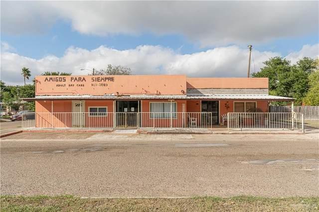 601 N Pino Street, Weslaco, TX 78596 (MLS #348826) :: The Maggie Harris Team