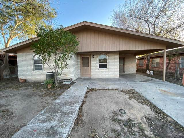 1118 Saltillo Street, Edinburg, TX 78539 (MLS #348890) :: Jinks Realty