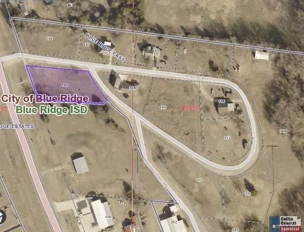 102 Brenda, Other, TX 75424 (MLS #348944) :: The Ryan & Brian Real Estate Team