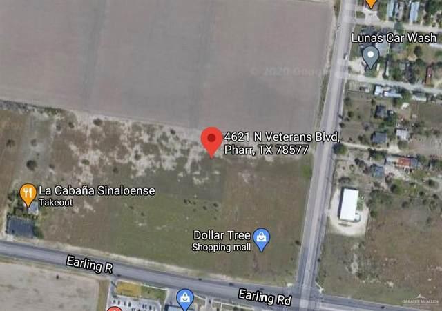 4621 N Veterans Boulevard, Pharr, TX 78577 (MLS #348956) :: The Maggie Harris Team