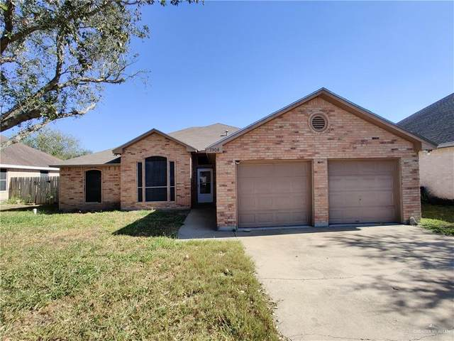 7504 N 34th Street, Mcallen, TX 78504 (MLS #348986) :: The MBTeam