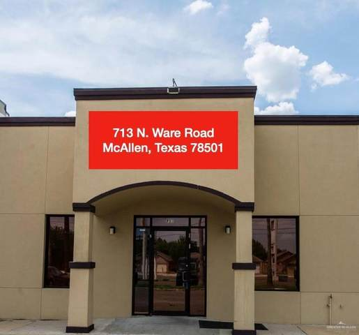 713 N Ware Road, Mcallen, TX 78501 (MLS #348988) :: The Ryan & Brian Real Estate Team