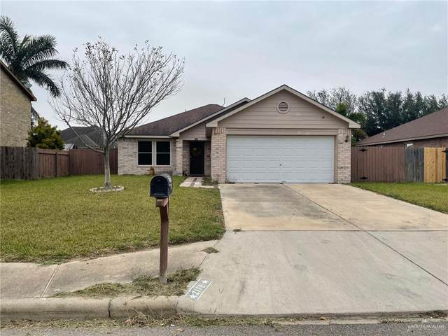2110 W 41st Street, Mission, TX 78573 (MLS #349023) :: eReal Estate Depot