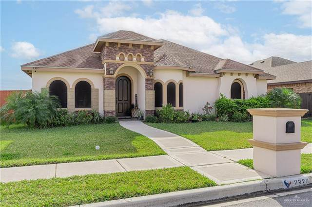 2320 Radiant Lane, Edinburg, TX 78542 (MLS #349029) :: Jinks Realty