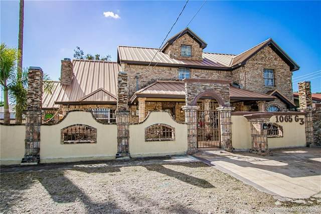 152 Amado Street, Rio Grande City, TX 78582 (MLS #349040) :: The Lucas Sanchez Real Estate Team