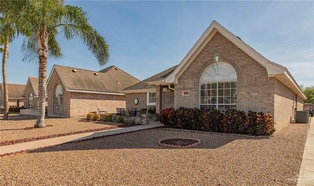 333 Karen Drive, Alamo, TX 78516 (MLS #349049) :: The Ryan & Brian Real Estate Team
