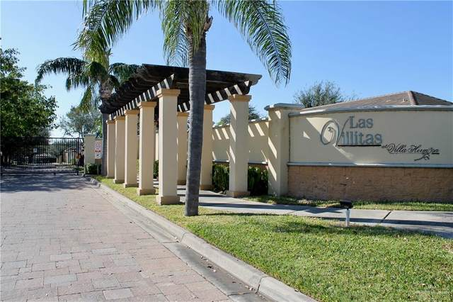 500 E El Rancho Avenue E #5, Mcallen, TX 78503 (MLS #349085) :: The Lucas Sanchez Real Estate Team