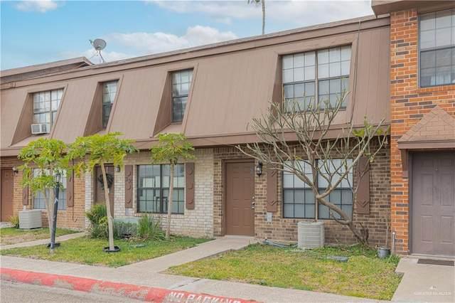 2201 S Jackson Road #31, Pharr, TX 78577 (MLS #349117) :: Jinks Realty
