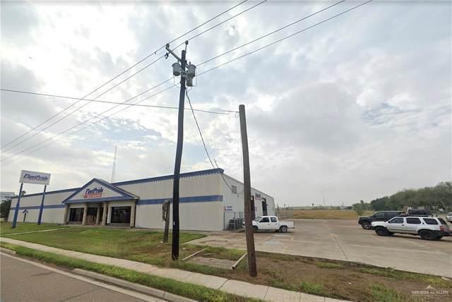 707 W Ferguson Avenue, Pharr, TX 78577 (MLS #349155) :: Jinks Realty